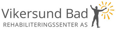 Vikersund Bad Rehabiliteringssenter Logo