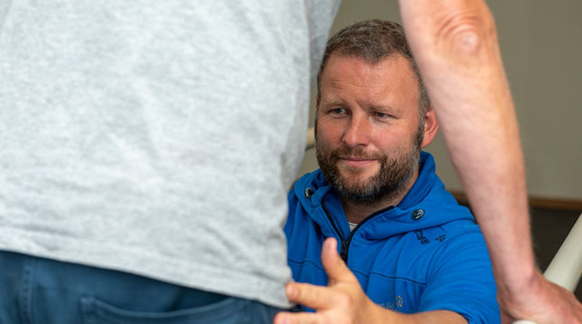 Rehabilitering ortopedi